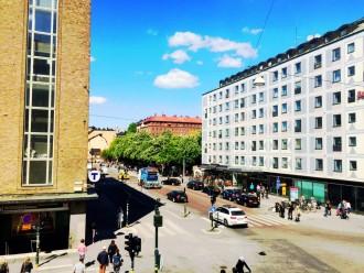 Din nya utsikt? Vi har platser till uthyrning på vårt nya Add Gender-högkvarter på Götgatan 58 i Stockholm.
